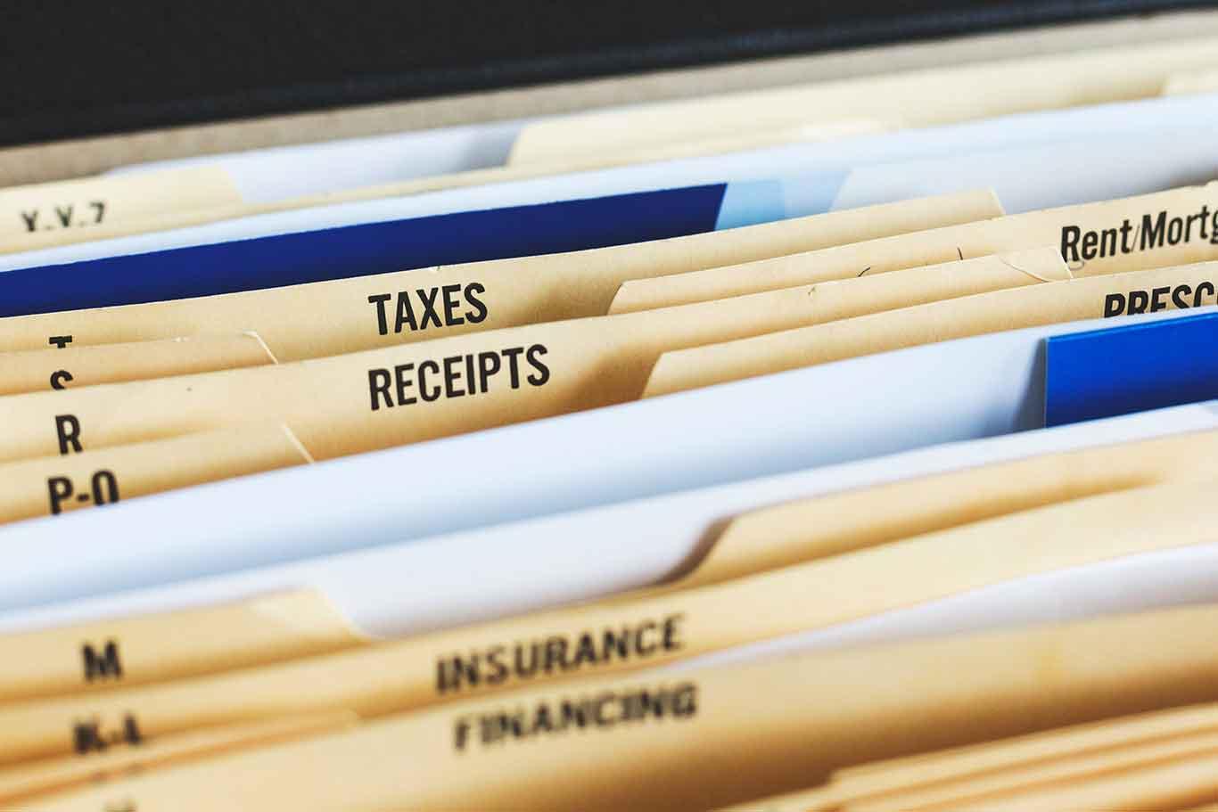 Filing tax