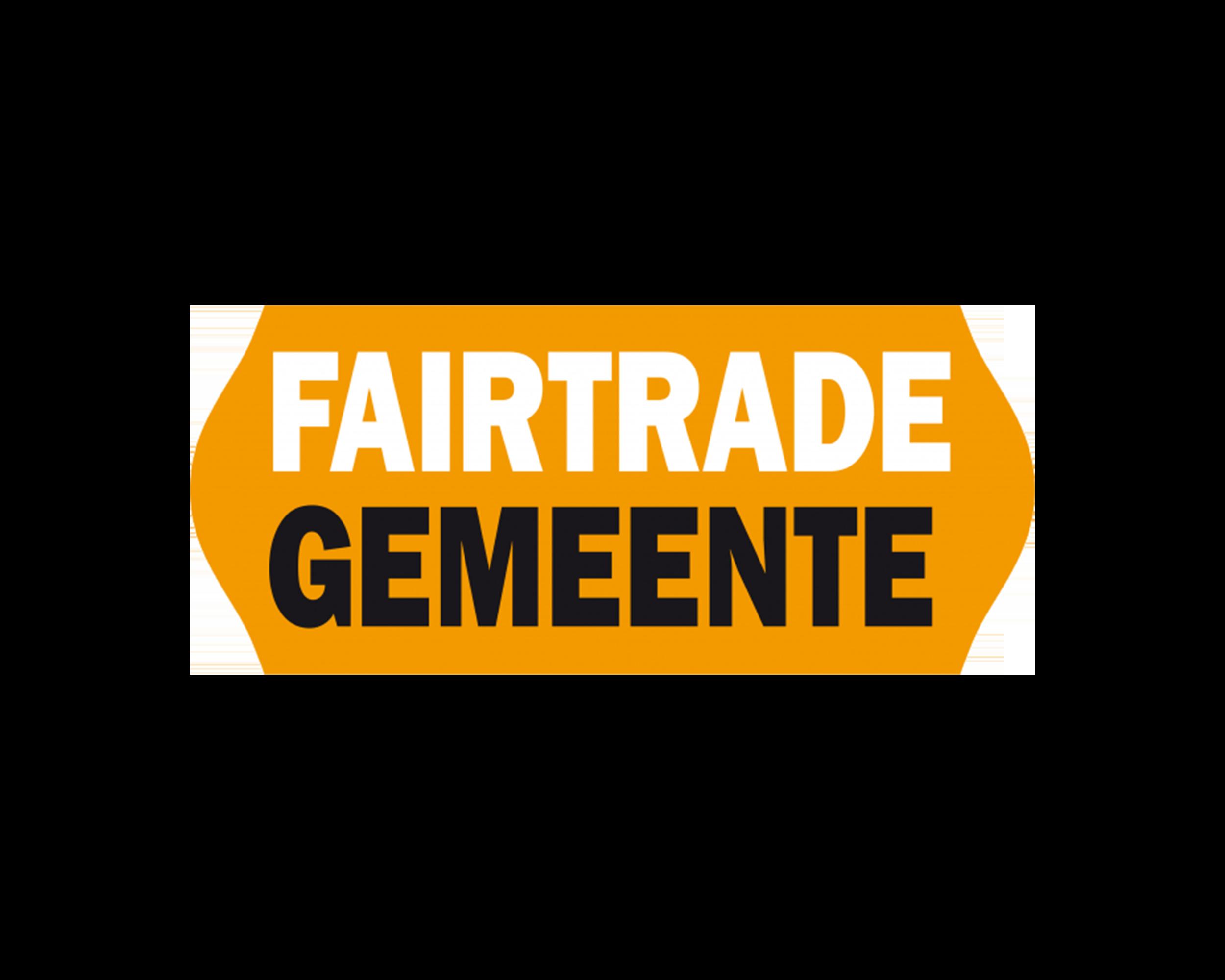 Fairtrade gemeente logo